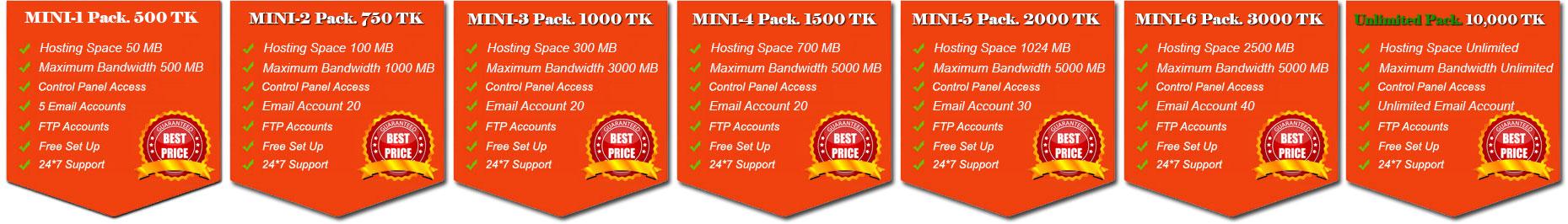 300 mb хостинг как сделать веб хостинг на сервере